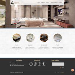 Criação e Atualização de Sites Por Página