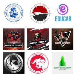Criar Logotipo Profissional v1