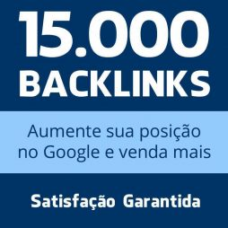 15 Mil Backlinks