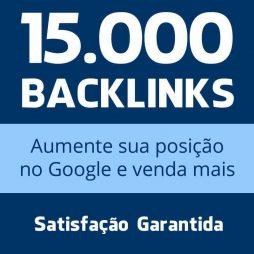 15 Mil Backlinks Para Melhorar Seu Site no Google