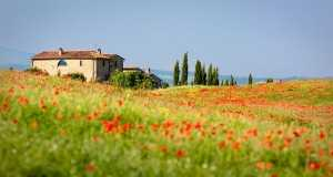 rotes Italien