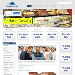 Criar Site Guia Comercial Em Português 023