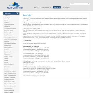 Criar Site Guia Comercial Template Joomla Português 023 V4