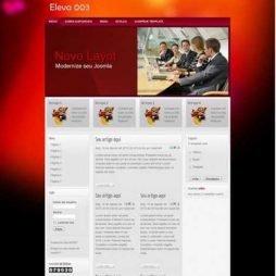 Template Joomla Site Pronto para Empresas Super Eleva 003