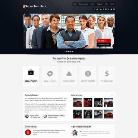 Criar Site Profissional para Empresa 018