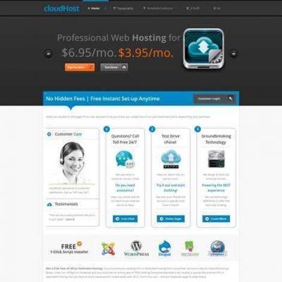 Criar Site Hospedagem de Sites Joomla 029