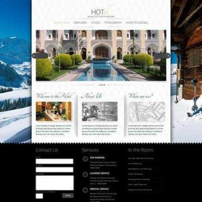 Criar Site Hotel Pousada Joomla 063