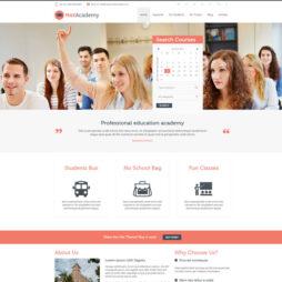 Criar Site Escola Template Joomla 046