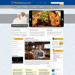 Restaurante Churrascaria Template Joomla Colorido 072