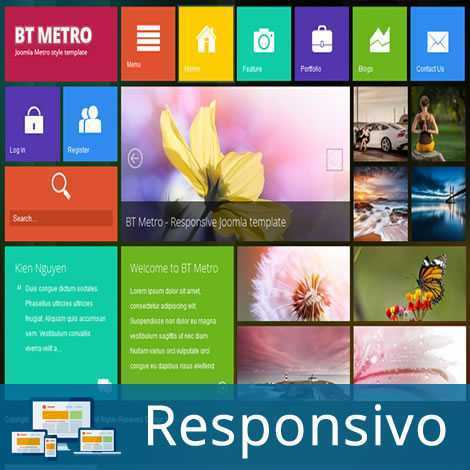 Estilo Design Windows Template Joomla Responsivo 081