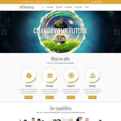 Criar Site Marketing Joomla 086