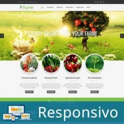 Empresa Template Joomla Responsivo Português 087