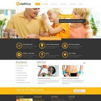 Criar Site Nutricionista Joomla 094