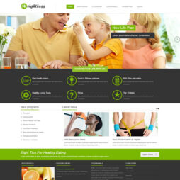 Criar Site Nutricionista 094