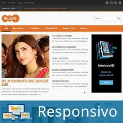 Template noticias responsivo super eleva 090