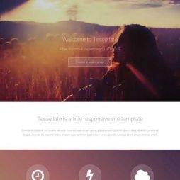 Empresa Template HTML Responsivo 102
