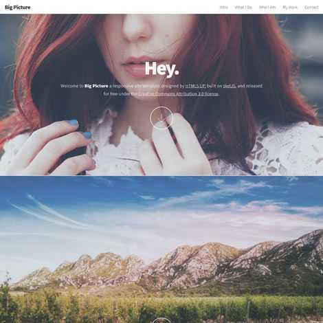 Empresa Template HTML Responsivo 103