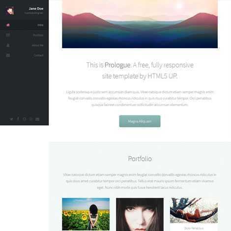 Empresa Template HTML Responsivo 104