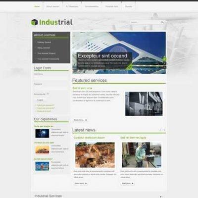 Criar Site Fábrica Joomla 107