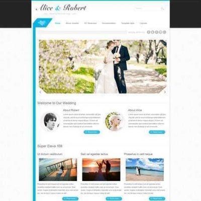 Criar Site Casamento Joomla 108