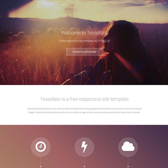 Site Pronto Para Empresa Template HTML 102