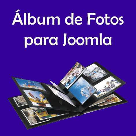 Album de Fotos Para Joomla