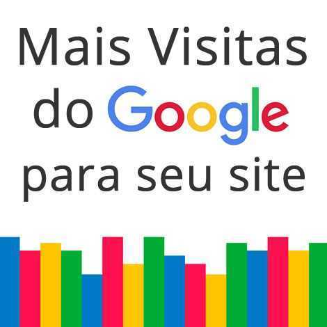 Mais Visitas do Google para seu site