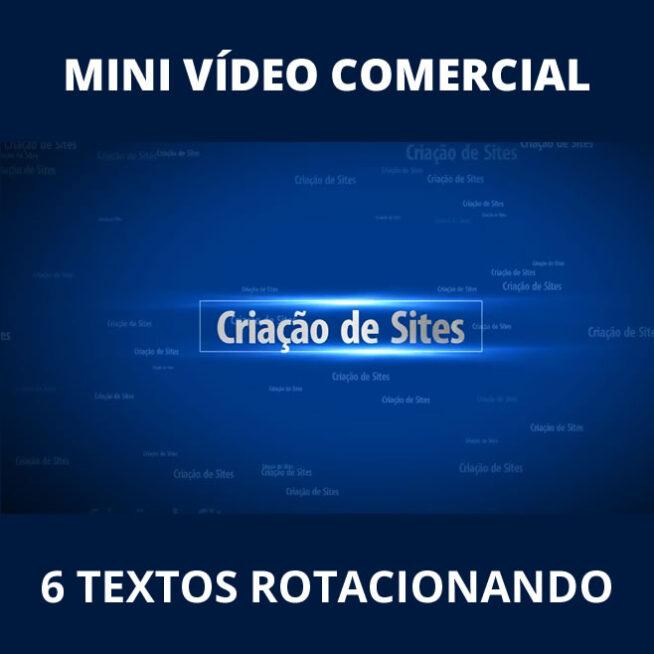 Mini Vídeo Comercial