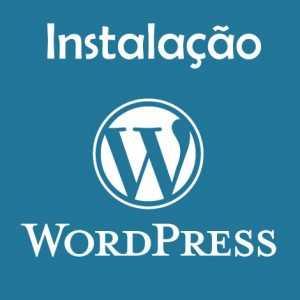 instalação wordpress