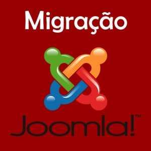 migração joomla