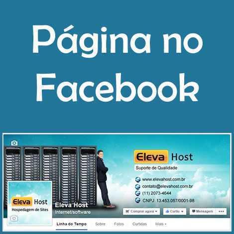 Criar Página no Facebook Personalizada