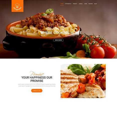 Criar Site Restaurante Joomla 152