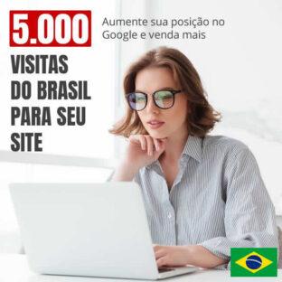 5.000 Visitas Tráfego do Brasil em seu site em 7 dias v3