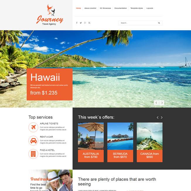 Site para Agência de Viagens 155