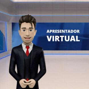 Apresentador Virtual Para Sites
