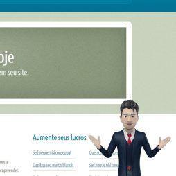 Apresentador Virtual Para Sites v2