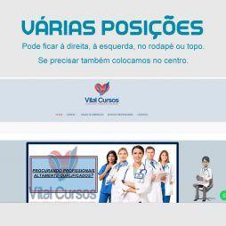 Apresentador Virtual Para Sites v4