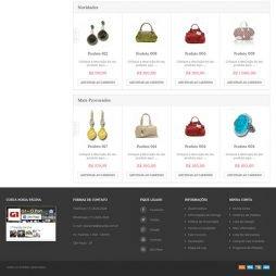 Criar Loja Virtual Template Opencart Português 197 v2