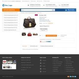 Criar Loja Virtual Template Opencart Português 197 v3
