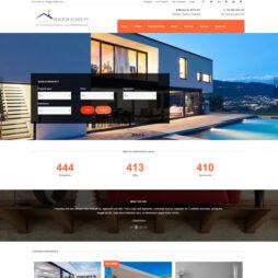 Criar Site Imobiliaria Template Joomla 173