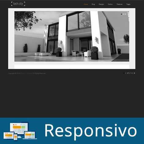 Arquitetura Template Joomla Responsivo 179