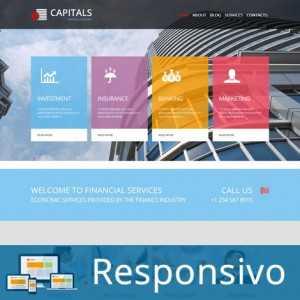 Template contador contabilidade script site pronto responsivo super eleva 176