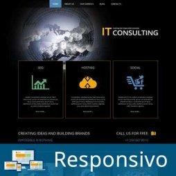 Template empresa script site pronto responsivo super eleva 167