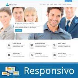 Template empresa script site pronto responsivo super eleva 170