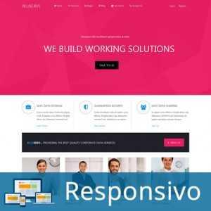 Template empresa script site pronto responsivo super eleva 174
