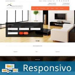 Template imóveis imobiliaria script site pronto responsivo super eleva 173