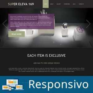 Template joias joalheria script site pronto responsivo super eleva 169