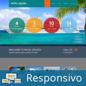 Template turismo ferias viagem script site pronto responsivo super eleva 168