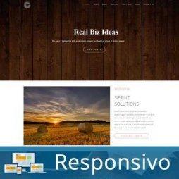 Template empresa script site pronto responsivo super eleva 190