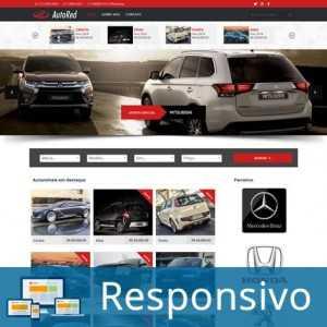 Template revenda carros concessionária script site pronto responsivo super eleva 209